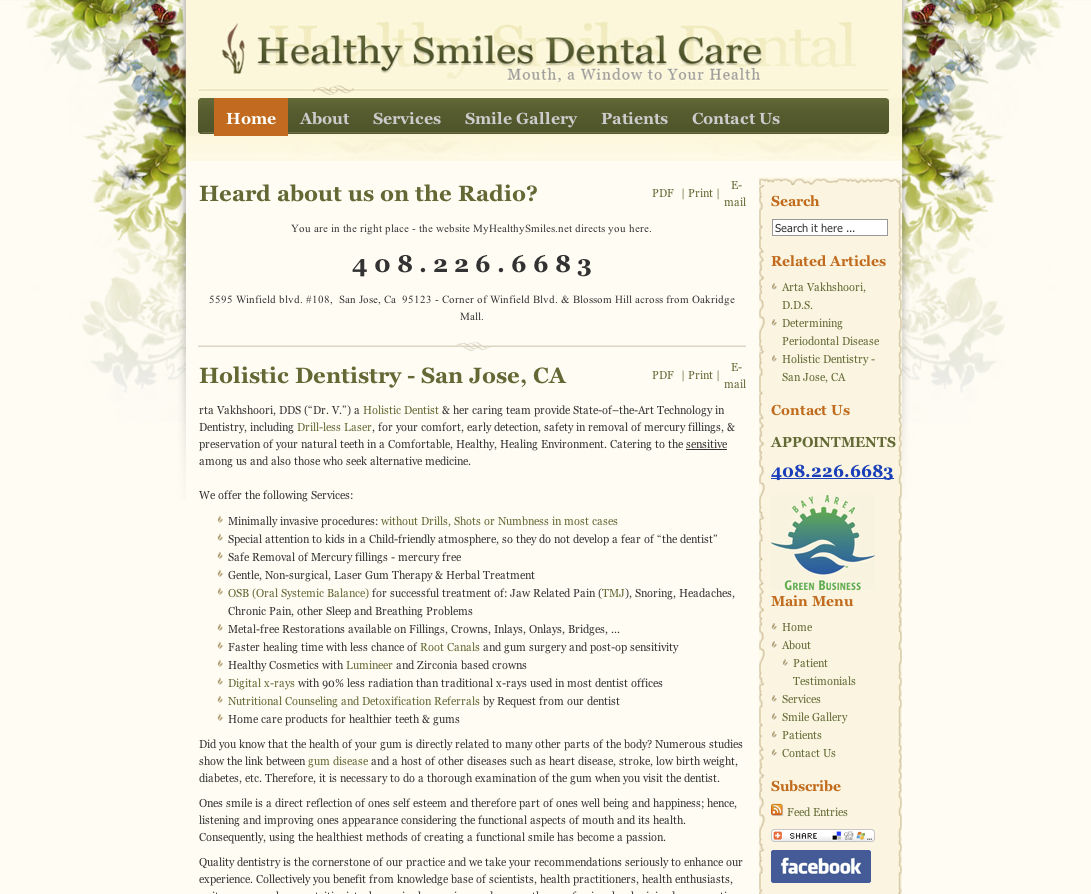 Healthy Smiles Dental Care